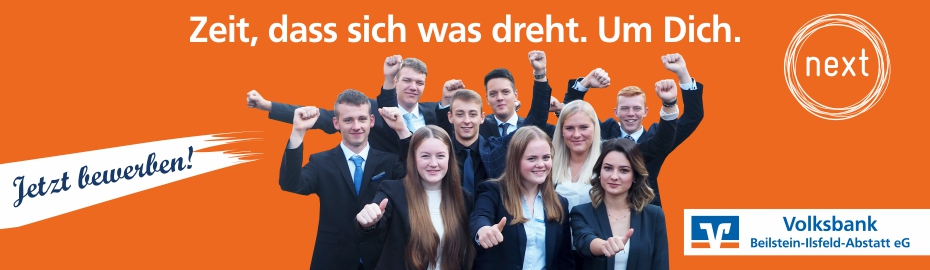 Schülerpraktikum Volksbank Beilstein Ilsfeld Abstatt Eg